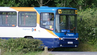 Stagecoach Busees on Arran